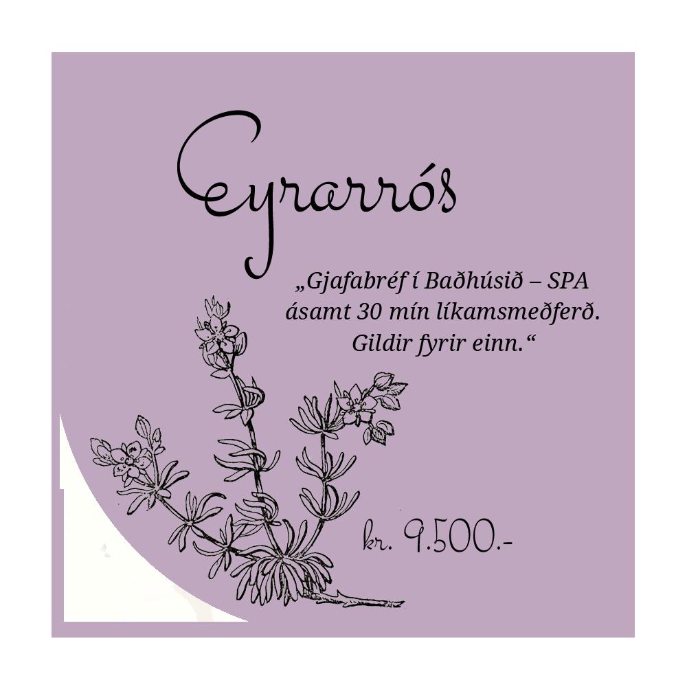 Eyrarros